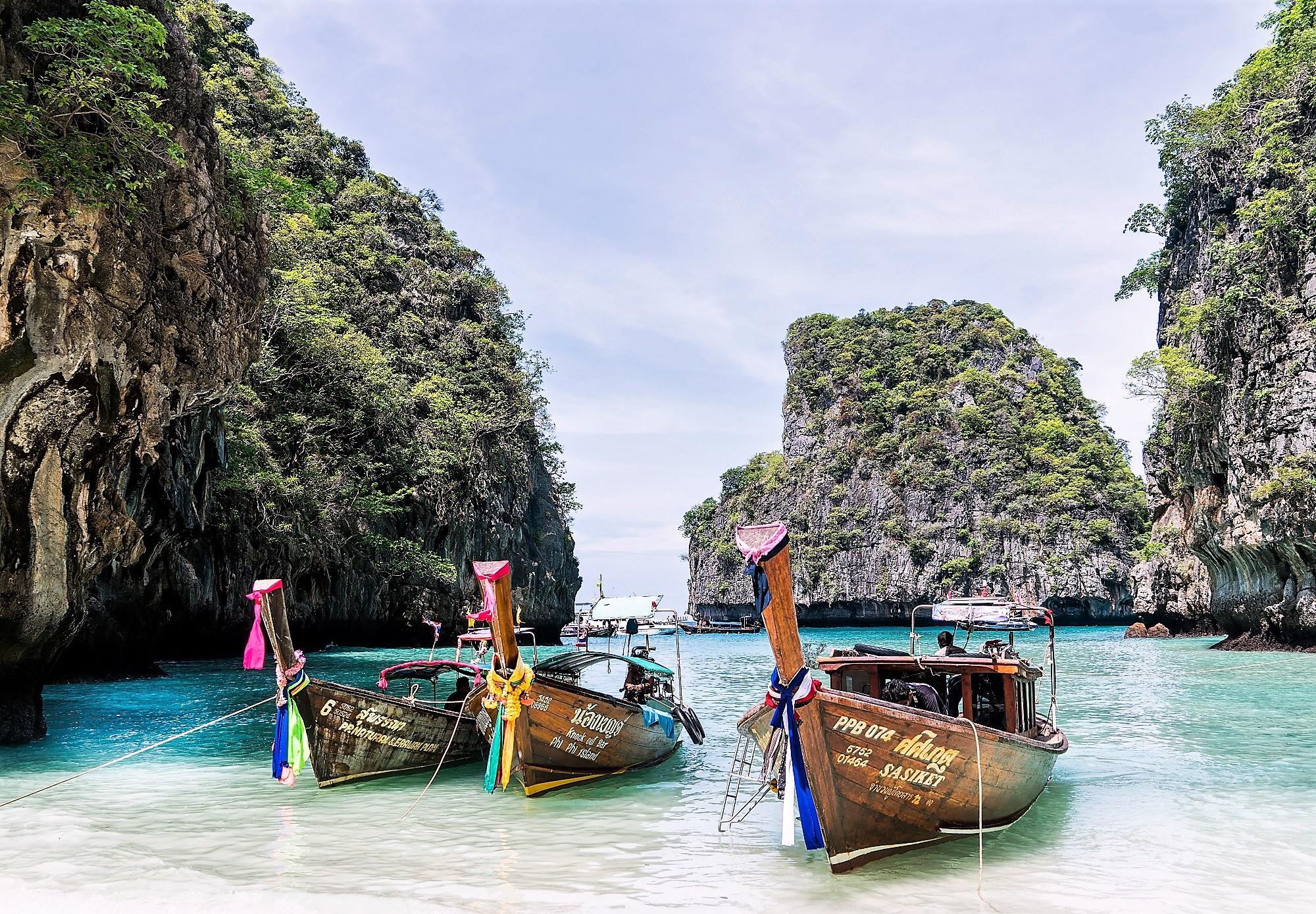 Decouverte De La Thailande Et Ile De Phuket 2021 Voyage Louise Drouin